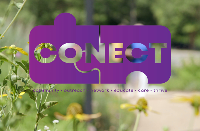 CONECT community outreach network educate care thrive