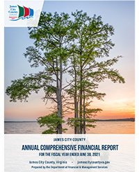 FY17 James City County Comprehensive Annual Financial Report Opens in new window